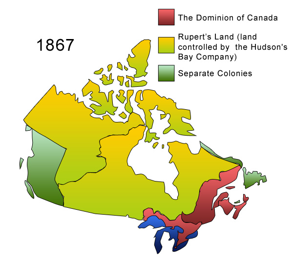 confederation of canada Before canada joined in confederation, it took years to establish trust from all the colonies to join together there were many contributors that led to confederation.