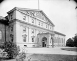 Photograph of Rideau Hall, September 1918