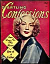 Cover of pulp magazine, STARLING CONFESSIONS, number 10 (March 1945)