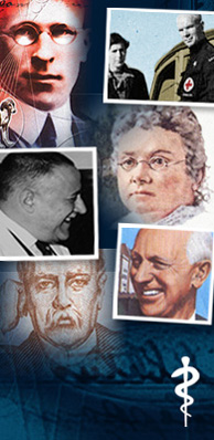 Images of Famous Physicians