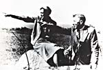 Photograph of Sir Frederick Banting with his second wife Henrietta (Lady Banting), 1939
