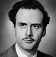 Portrait photograph of Marshall McLuhan, circa 1936